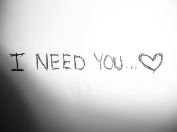 that you need