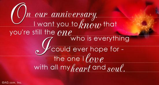 Happy Anniversary To The Love Of My Life Bobbi Greynolds