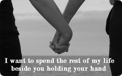 I Love You Holding Hands
