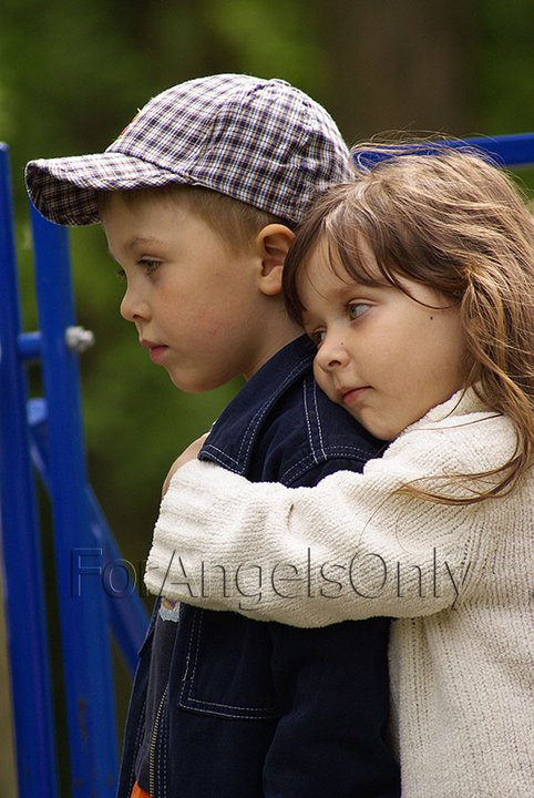 Small child Love Wallpaper : You re the only one for me camila and Anas Ahmed