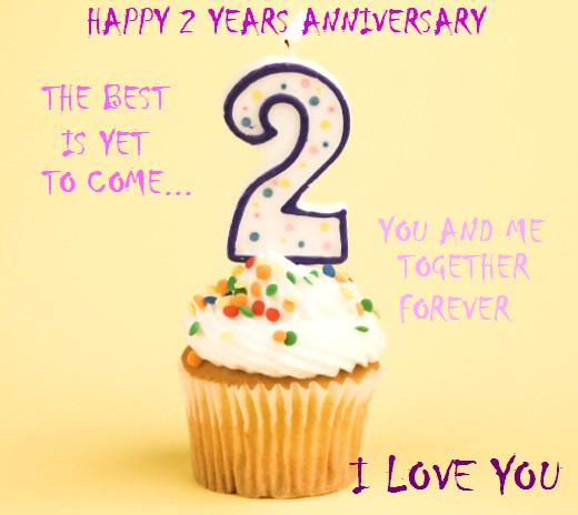 Happy two years anniversary boo camila and anas ahmed