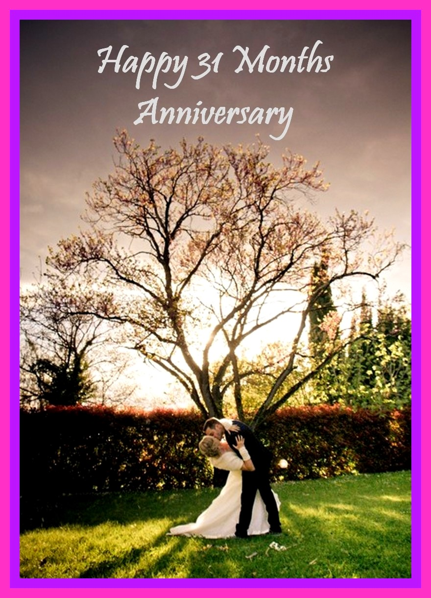 Happy 31 Months Anniversary Camila And Anas Ahmed