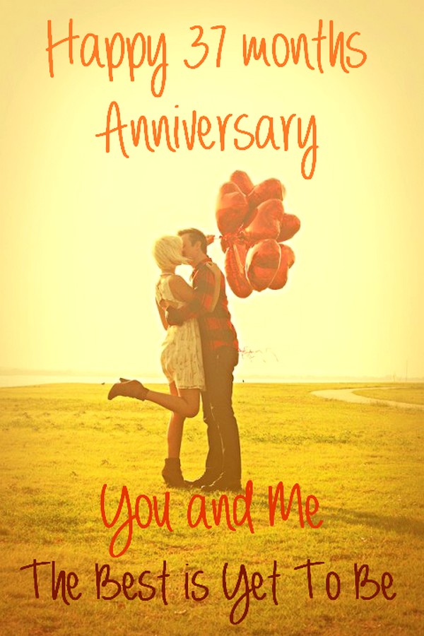 Happy 37 Months Anniversary Lover Camila And Anas Ahmed