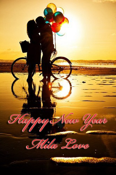 Happy New Year My Love 44
