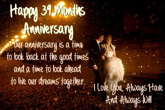 happy 3 months anniversary poem