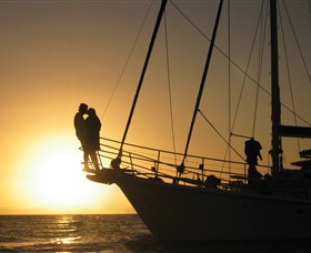ATDW_Landscape__AN78_Cruising_for_Couples__Bow_Sunset_HIGH_RES